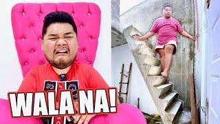 GINIBA NA ANG HAGDANAN SA BAGONG BAHAY (TOBLERONE PA MORE!!!) | LC VLOGS #367
