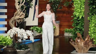 Why Anne Hathaway Gave Up Drinking