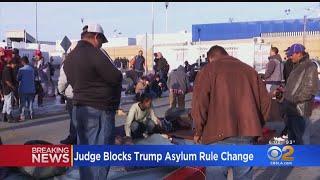 EEUU: Un juez federal bloquea las restricciones al asilo dispuestas por Trump