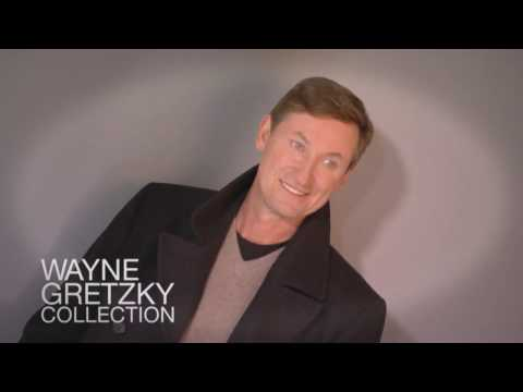 Video: Behind the scenes at the Wayne Gretzky photo shoot.