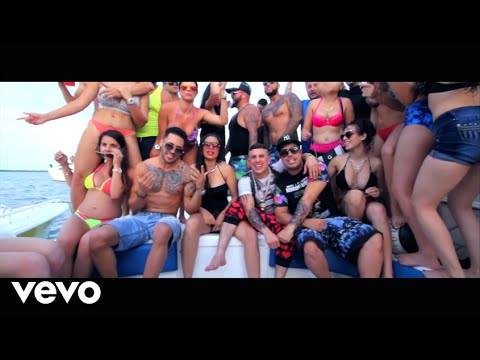 Osmani Garcia Ft. Jay Maly y Patry White - Tirate De Clavao (Video Oficial)