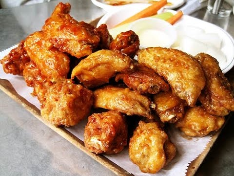 Korean Fried Chicken VS. Popeyes Fried Chicken
