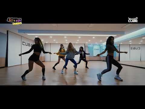 HyunA(현아) - 'Lip & Hip' (Choreography Practice Video)