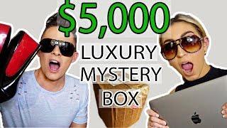 OPENING A $5,000 LUXURY EBAY MYSTERY BOX