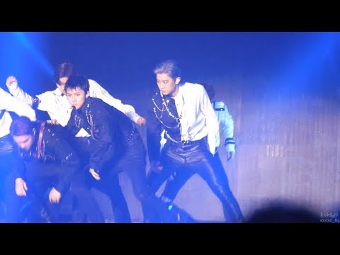 170708 EXO 찬열 - SM타운 콘서트 Monster (SMTOWN Concert Chanyeol Monster)