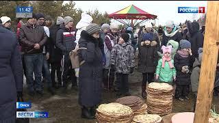 В России завершилась масленичная неделя