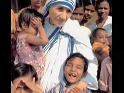 Gladys Garcete - Musica Cristiana - Madre Teresa de Calcuta