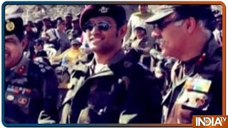 Captain Cool to Lt. Col- MS Dhoni and His Paramilitary Reg..