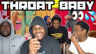 BRS Kash - Throat Baby Remix feat. @DaBaby and @City Girls [Official Music Video] *REACTION*