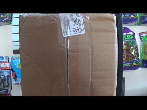 RHC's Ringside Collectibles Unboxing 8/29/14