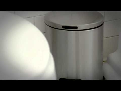 """The members of the bathroom family discuss the pros and cons of letting a recycling bin move in. """"Potty Talk"""" - First-place winner of the """"I Want To Be Recycled"""" video contest, conducted by Keep America Beautiful and the Ad Council, in association with Zooppa, the global social community of creative talent."""