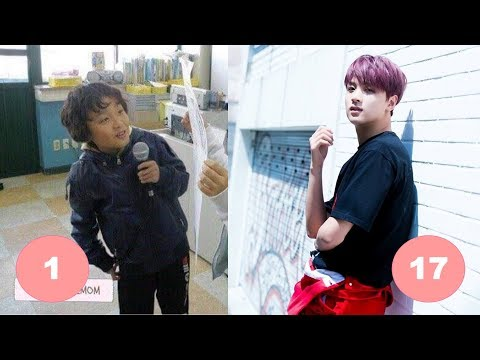 Haechan NCT Childhood   From 1 To 17 Years Old