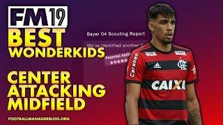 FM 19 Wonderkids Attacking Midfielders Top 10