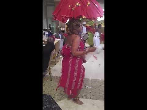 Ngwa Sisters' United USA Mgbede Dance in Abia Dev. 2016