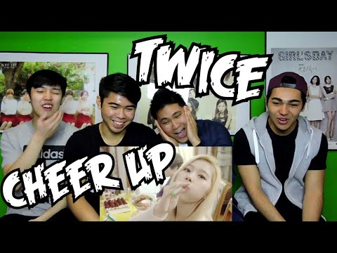 TWICE - CHEER UP MV REACTION (FUNNY FANBOYS)