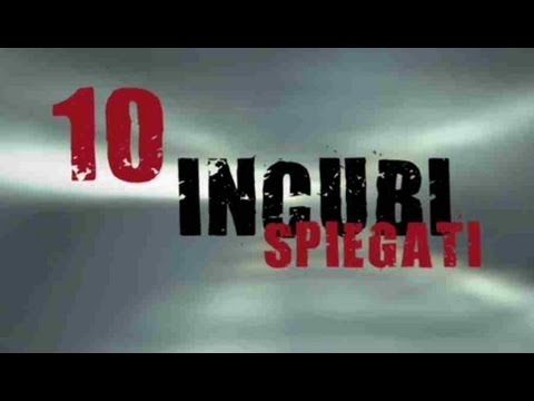 L'interpretazione dei 10 sogni più diffusi