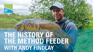 A thumbnail for the match fishing video The History Of The Flatbed Method Feeder With Andy Findlay