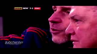 Manchester United vs Newcastle 4 3   Last 2 Matches HD