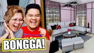 ITO NA ANG INTERIOR DESIGN NG BAGONG BAHAY (PANALO SIYA BES!!) | LC VLOGS #370