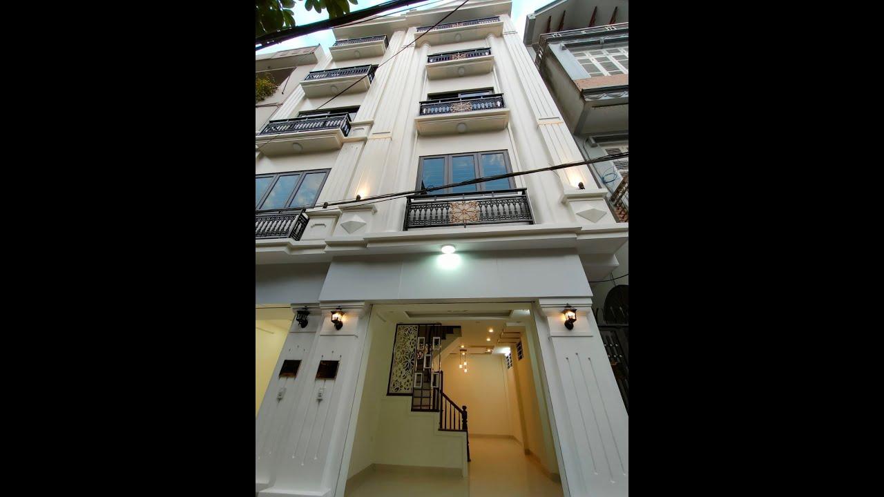 Chính chủ bán nhà 5T x 40m2, ô tô cách nhà 10m đường Nguyễn Đổng Chi, giáp Hàm Nghi, NTL, Hà Nội video