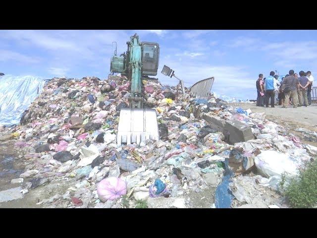 垃圾爆量 花縣協調水泥業代燒垃圾
