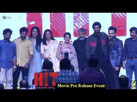 HIT Movie Pre Release Event