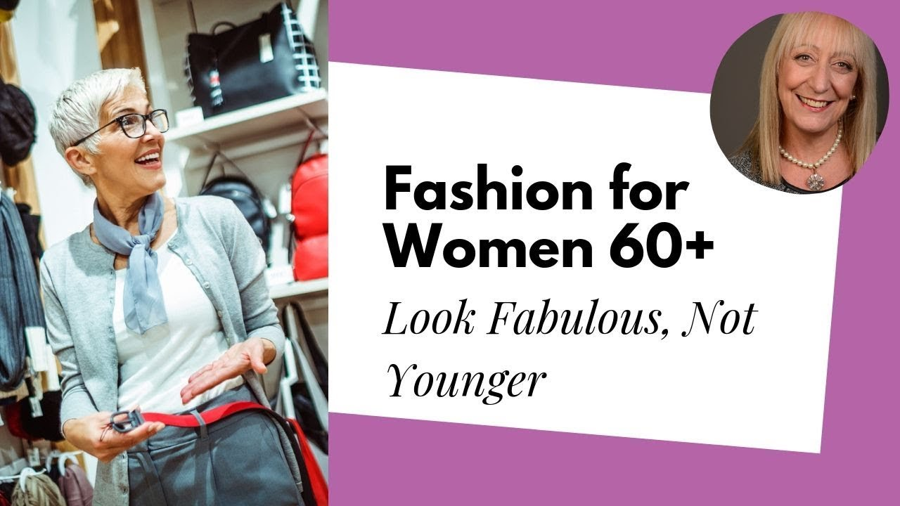Classic clothes for women over 60
