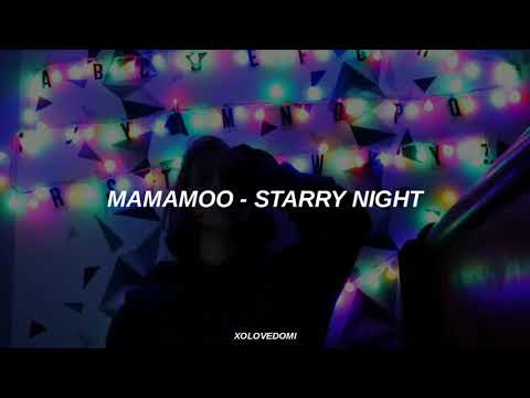 Mamamoo - Starry Night // Sub Español