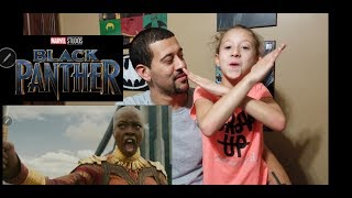 Marvel Studios' Black Panther - Warriors of Wakanda -- Reaction! #ClarkCrewReviews