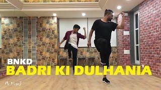 Badri Ki Dulhania ❤ | Bollywood | Dancepeople | Dance Cover | KiranJ