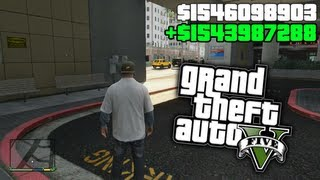 GTA V: How To Make BILLIONS In Minutes!