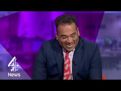 Baixar Who's interviewing who?! Richard Ayoade speaks to Krishnan Guru-Murthy