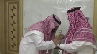 الأمير محمد بن نايف بن عبدالعزيز يبايع الأمير محمد بن سلمان بن ...