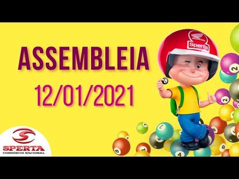 Sperta Consórcio - Assembleia - 12/01/2021