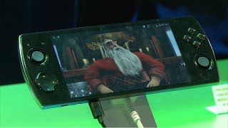 3D Phone That Looks & Plays Like a PlayStation Vita
