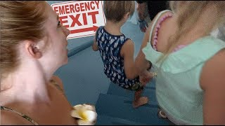 EMERGENCY EVACUATION IN HAWAII HOTEL