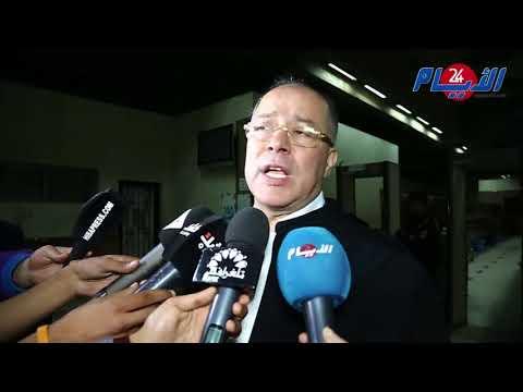 المحامي كروط : الرئيس استمع إلى المتهم بوعشرين وعرض عليه جميع المحجوزات