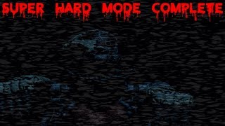 SUPER HARD MODE COMPLETE!!! (Baldi's Basics in Nightmares GOOD ENDING)