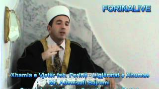 Sprovat pastrojnë mëkatet e muslimanit