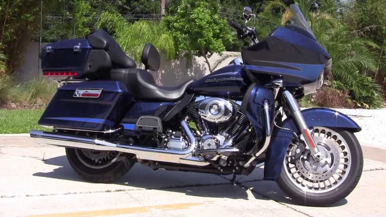 Panama City Harley Davidson >> Used 2012 Harley Davidson FLTRU Road Glide Ultra Motorcycles for sale - YouTube