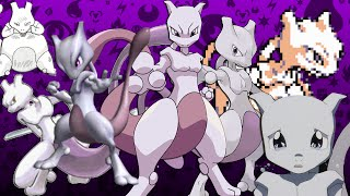 The Many Faces of Mewtwo - Nintendo Facts