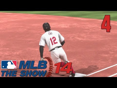 MLB 14 The Show - Road to the Show - Part 4