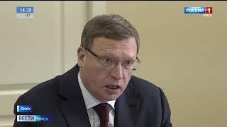 Александр Бурков в преддверии Дня российской науки встретился с учеными