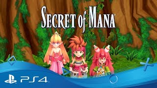 Secret of mana :  bande-annonce