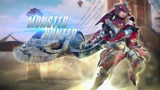 Marvel vs. Capcom: Infinite - Monster Hunter Játékmenet Trailer