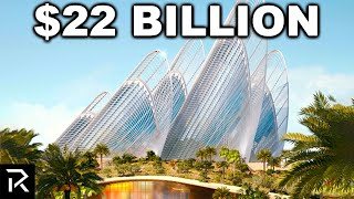 Abu Dhabi's $22 Billion Futuristic City