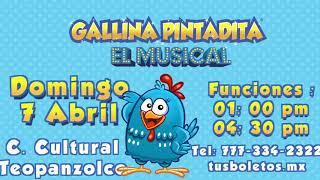 La Gallina Pintadita en Cuernavaca