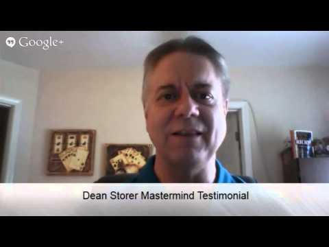 Dean Storer Mastermind - Think and Grow Rich