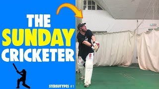 THE SUNDAY CRICKETER - Coach in the Comments