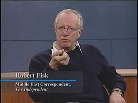 Conversations with History: Robert Fisk - YouTube